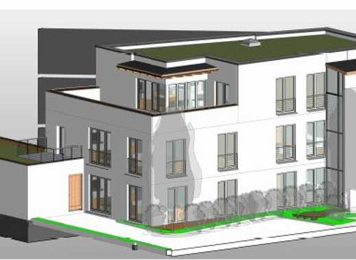 4 Zimmer Wohnung 1. OG - Gesund und nachhaltig wohnen mit Holz