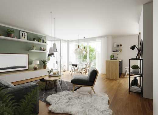Schickes Penthaus mit Eck-Dachterrasse und 3 Zimmern sucht Eigentümer