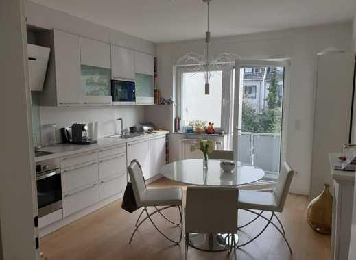 Exklusive 3-Zimmer-Maisonette-Wohnung mit Balkon und EBK in Altstadt & Neustadt-Süd, Köln
