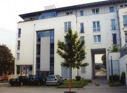 Gepflegte 1,5-Zimmer-Wohnung mit Balkon und Einbauküche in Erfurt