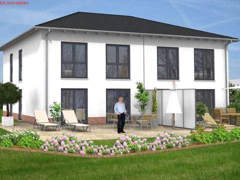 DHH Energie-Speicher-Plus-Haus schlüsselfertig KfW55