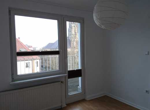 *Kleine City-Balkon-Wohnung sucht Liebhaber* Eulerstraße*