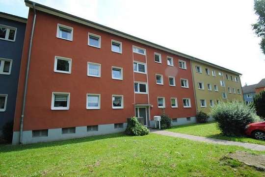 hwg - gemütliche 3-Zimmer-Wohnung mit Balkon!