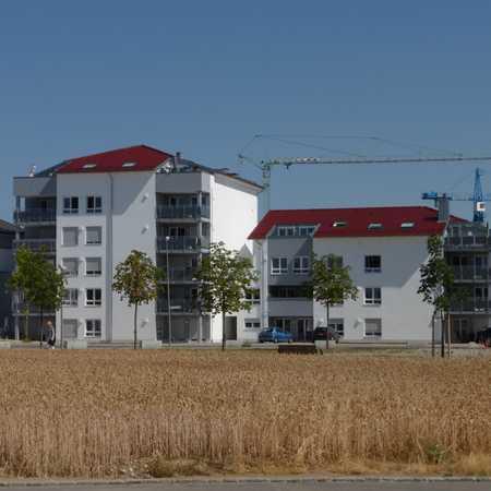 Schöne 2-ZKB im 4. OG mit Balkon in Augsburg in Göggingen