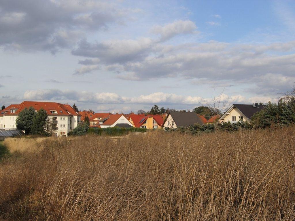 Nördliche Nachbarbebauung