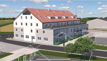 Freundliche 3-Zimmer-Wohnung mit Balkon in Kleingeschaidt in Heroldsberg