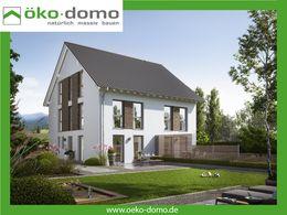 öko-domo Doppelhaus DH 128 (Ga