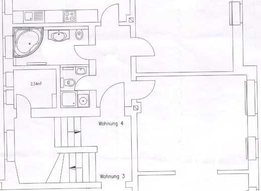 Attraktive 3-Zimmer-Wohnung mit gehobener Innenausstattung zur Miete in Dresden