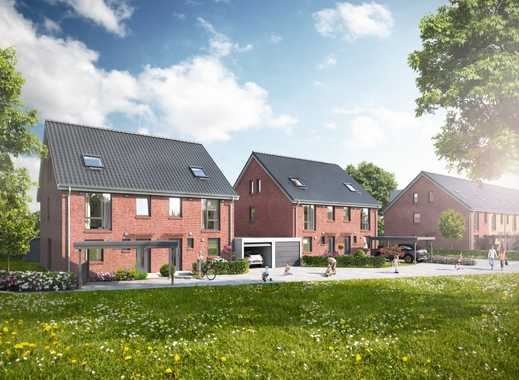 Neubau Doppelhaushälfte in sehr gefragter Lage in Hemelingen - als Musterhaus zu besichtigen!