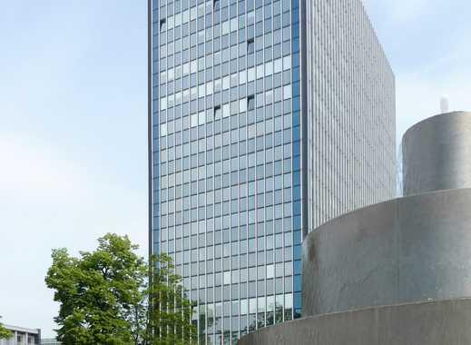 """""""RuhrTower Duisburg"""" Ladenfläche im EG mit großer Fensterfront"""