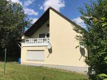 Freigericht-Horbach 3-Zimmer-Dachgeschosswohnung mit eigenem Gartenanteil