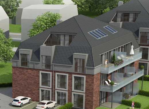 "Neubauprojekt ""Margarethengarten"" - erster Bauabschnitt, Haus 4, Wohnung 4.2.1, 2. OG rechts!"