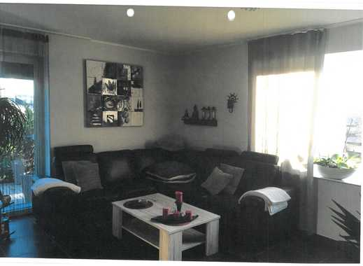 Erdgeschosswohnung mit WBS, Erstbezug