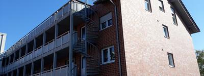 4ZKBB Wohnung in Minden mit Wohnberechtigungsschein, barrierefrei