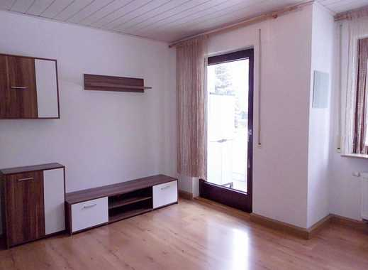 *Sofort beziehbar!* teilmöblierte 3-Zimmer-EG-Wohnung mit Balkon und AAP