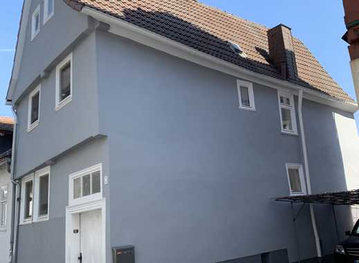 Mehrfamilienhaus in der Marburger-Altstadt!