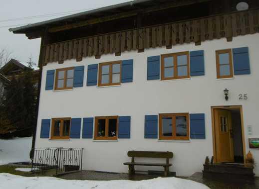 Helle 5-Zimmer-EG-Wohnung in Niedersonthofen zu vermieten