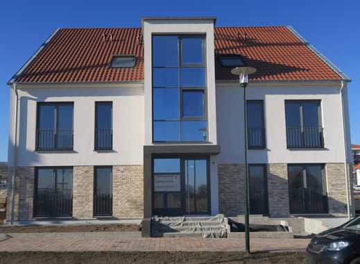 Erstbezug mit Balkon: exklusive 2-Zimmer-Dachgeschosswohnung in Bad Dürkheim