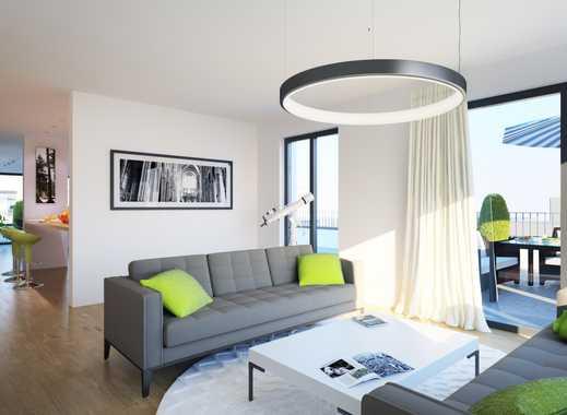 Familien aufgepasst! 3-Zi.-Neubauwohnung mit Terrasse und sonnigem Balkon