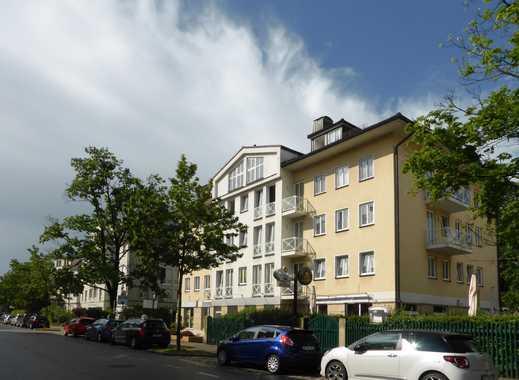 Kleine helle 2-Zimmer-Wohnung zentral in der inneren Neustadt