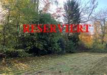 Reserviert 4 436qm Bau-Grundstück mit