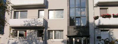 Wohnen im energetisch sanierten Mehrfamilienhaus