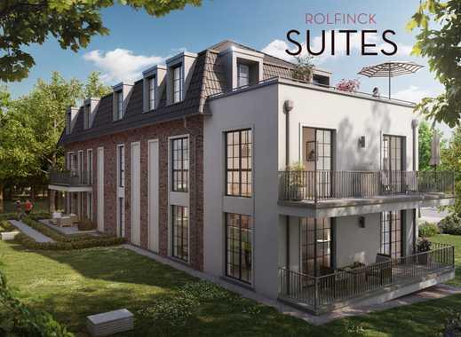~ Letzte Wohnung: Penthouse im Grünen ~