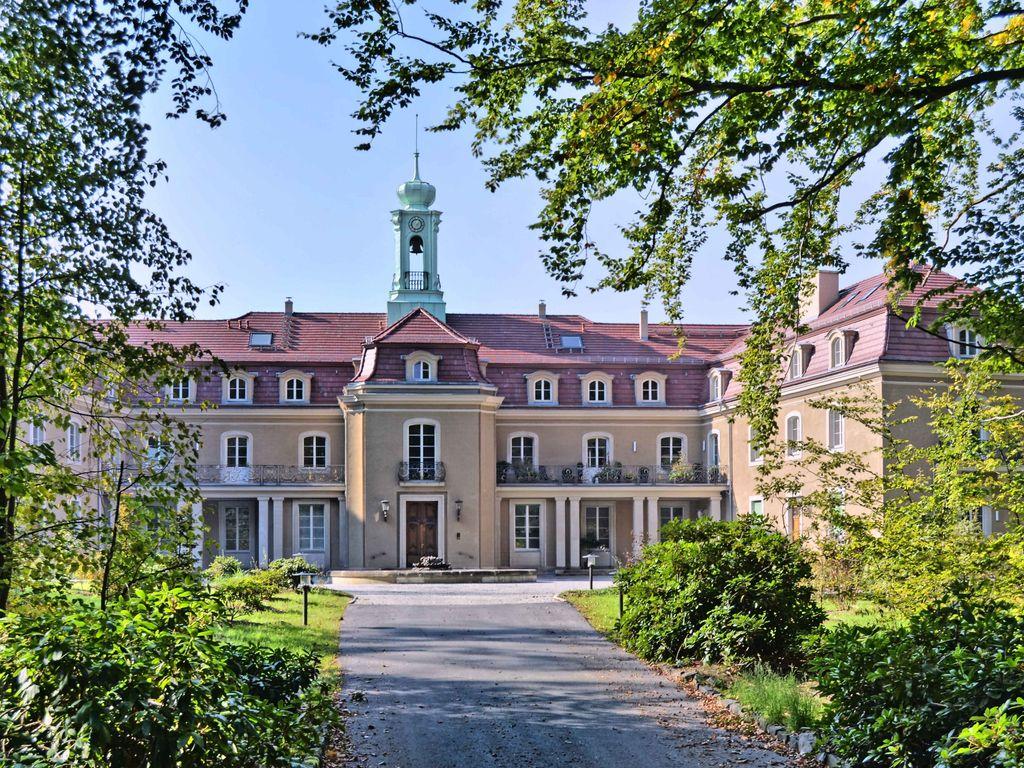 Schlossansicht Hof