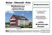 Neckar - Odenwald - Rendite-Anlage Mehrfamilienhaus 6