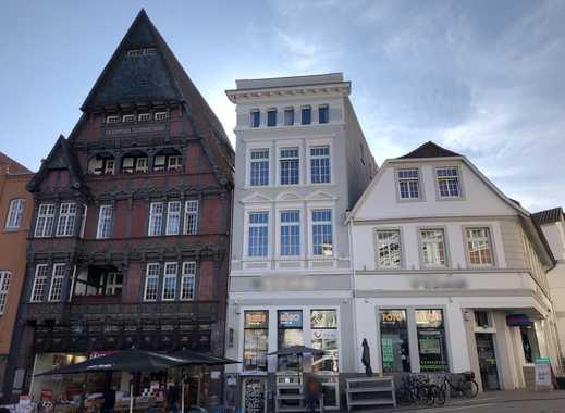 Zentral gelegenes und komplett eingerichtetes Restaurant a. Marktplatz m. Terrasse zu vermieten
