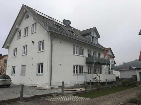 Erstbezug!! Superschöne 3 ZKB DG-Wohnung in wunderschöner Lage im Altmühltal in Beilngries