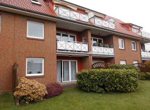 Büsum/Nordsee: barrierefreie  2,5 Zi.-Erdgesoss-Wohnung mit Terrasse frei