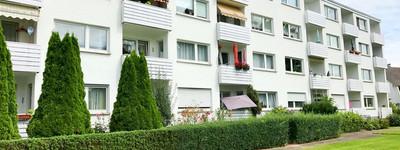 *Frisch renovierte 2-Zimmer mit Balkon*