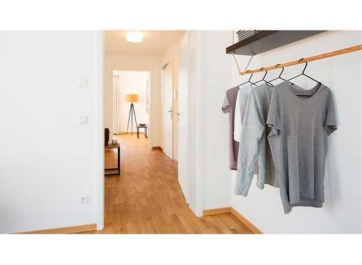 """Traumhafte 4-Zimmer-Wohnung im liebevoll gestaltetem Wohnquartier """"Naumannsche Brauerei"""""""