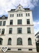 Prinzregenten Park in Freising (Mitte). Schöne, geräumige 2 1/2 Zimmer Galerie Wohnung. in Freising