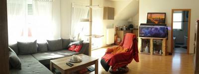 Neuwertige 3-ZKB-Wohnung mit 2 Balkonen in fantastischer Lage von Porta Westfalica (Holzhausen)