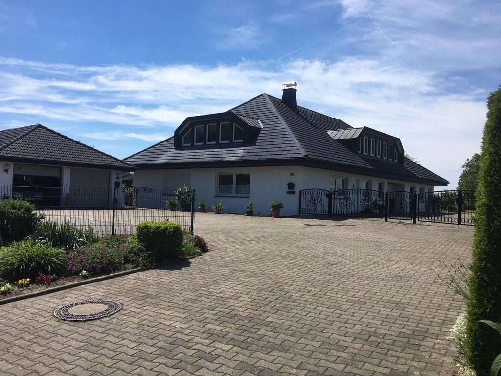 Großzügig geschnittene 2-Zimmer-Wohnung mit EBK in Oelde-Lette