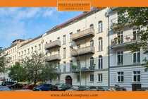 Vermietete Dachgeschoss-Maisonette in Berlin Mitte