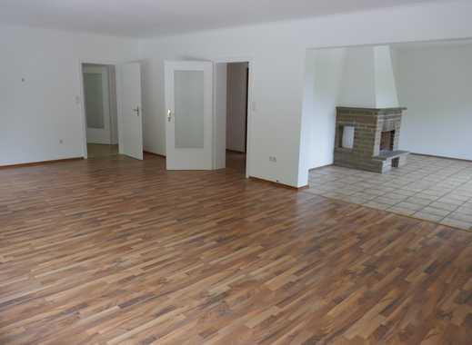 Herdecke, helle 4 Zimmer-Wohnung 145 qm m. off. Kamin und grossem Südbalkon!