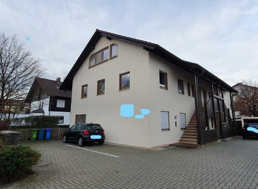 *Helle*  3-Zimmer-Wohnung mit Balkon und Küchenzeile in Ingolstadt-Haunwöhr