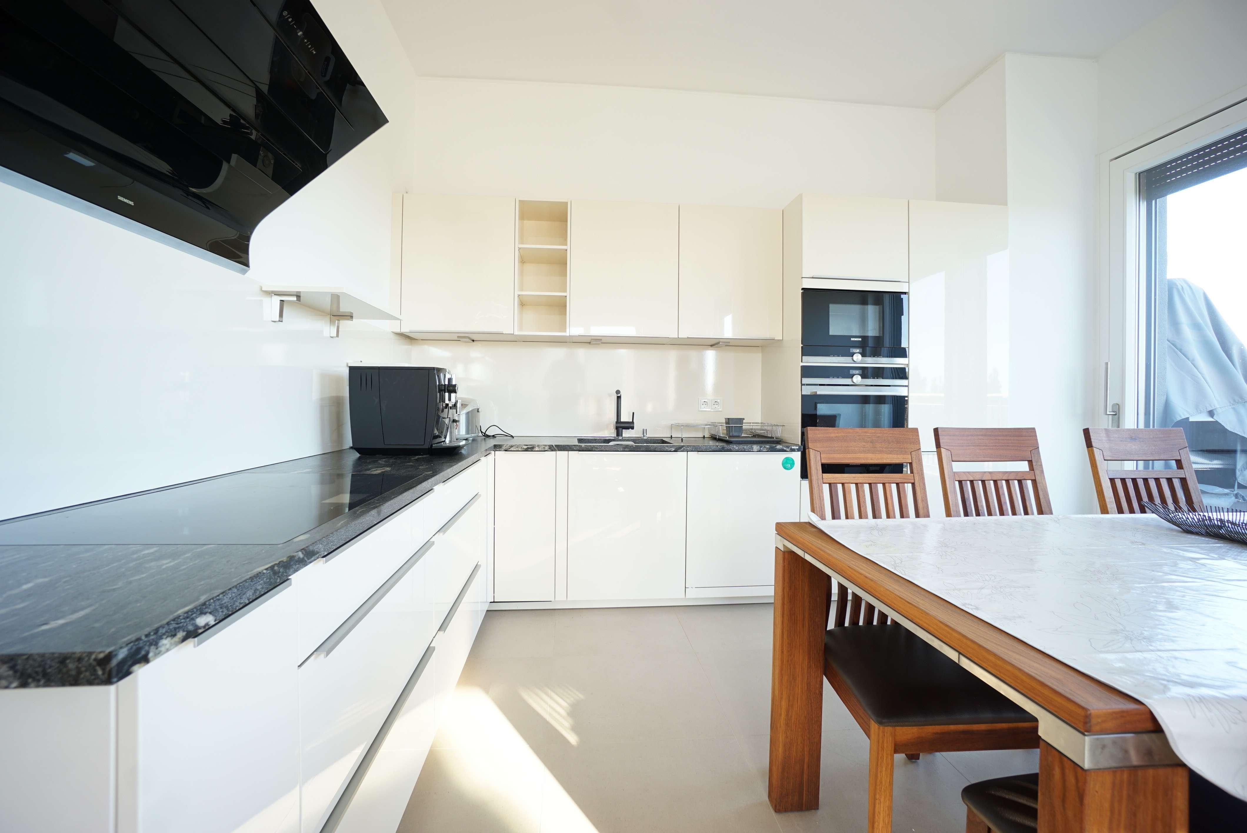 Küchen- Eßbereich