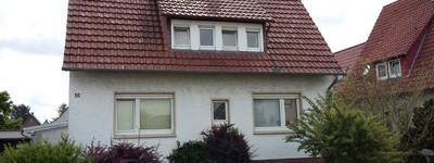 Zwei-Zimmer-Wohnung in Einfamilienhaus mit Gartennutzung