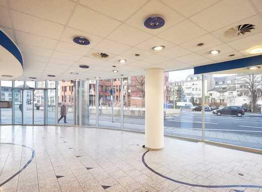 Provisionsfrei: Moderne Gewerbefläche in auffälliger Ecklage am Koblenzer Bahnhofplatz