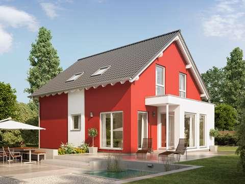 SUNSHINE 136 V3 – Außergewöhnliches Einfamilienhaus mit Erker