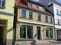 Ladengeschäft im Zentrum von Ribnitz
