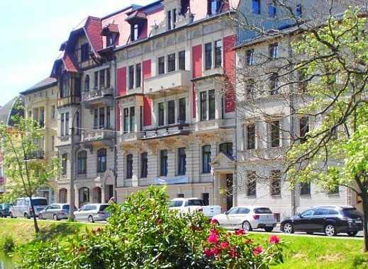Hier wird Ihr Wohntraum wahr! Über den Dächern Altenburgs!