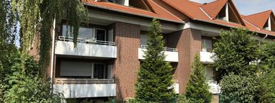 2 Zimmer (06) - EG mit Balkon - provisionsfrei - WBS erforderlich