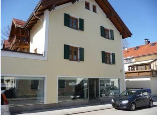 Schön + ruhig - 3 Zimmer-Dachgalerie-Wohnung 115 m² -  mit großem Südbalkon - mitten in Hausham