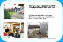 Charmante große Doppelhaushälfte mit Garten