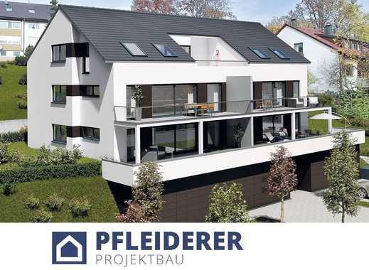 +Kapitalanlage+ Modernes 5 Familienhaus in Stuttgart-Möhringen in schöner Ortsrandlage